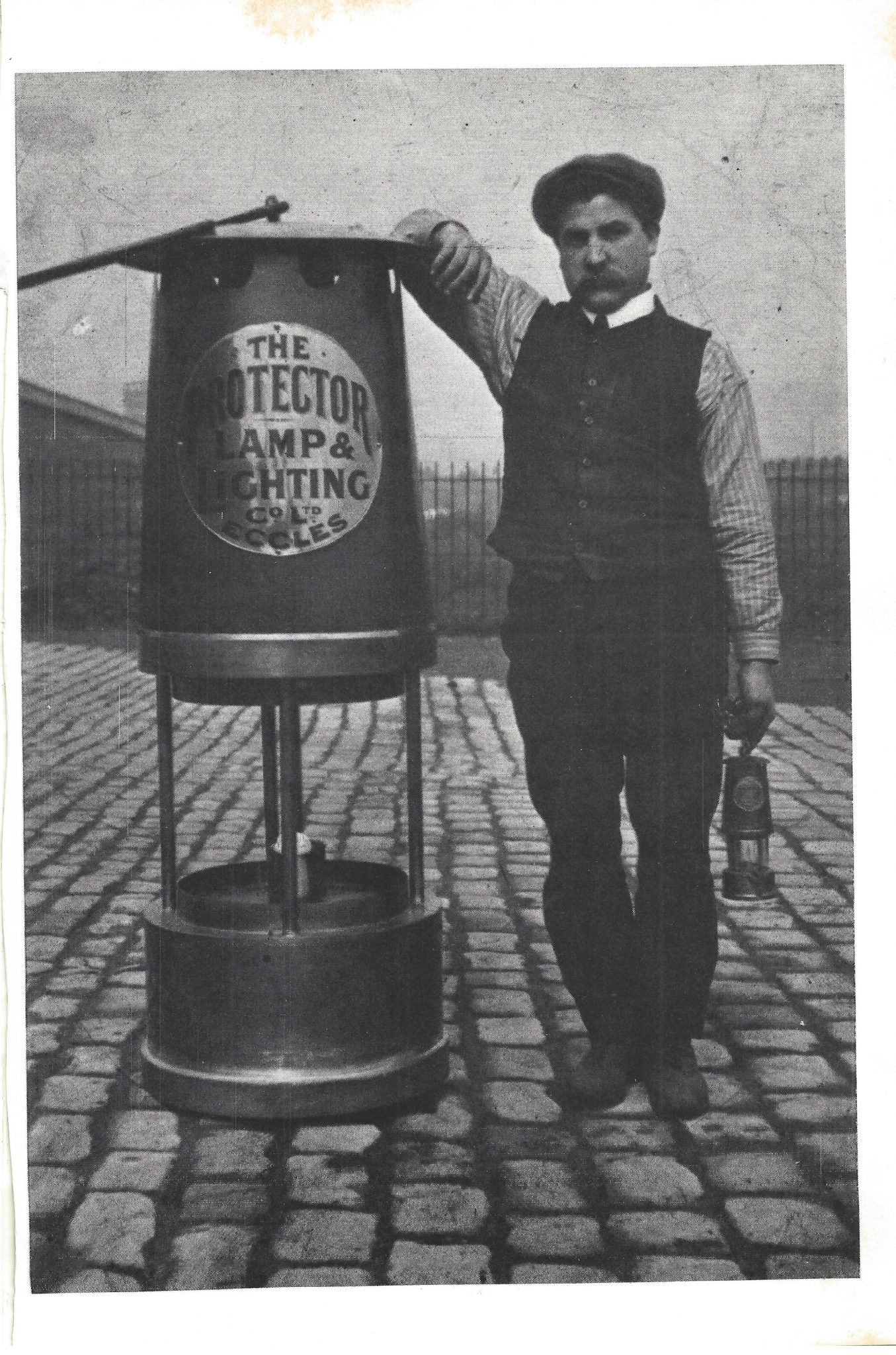Protector-Man-Size-Lamp