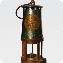 miners lamp service repair